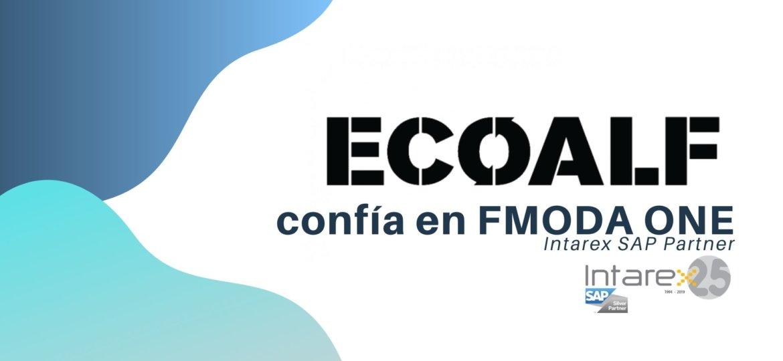 ecoalf fmoda one intarex sap business one