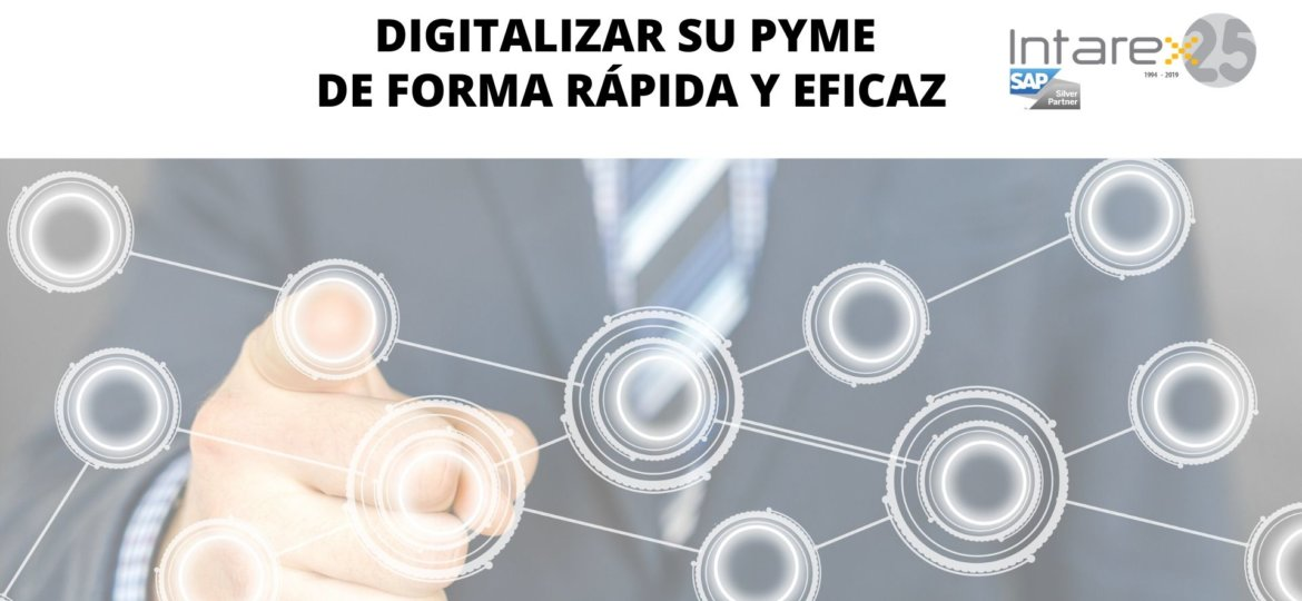 DIGITALIZAR SU PYME