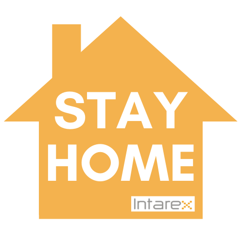 logotipo stay home
