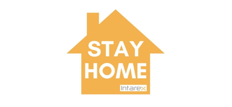 logotipo quedate en casa