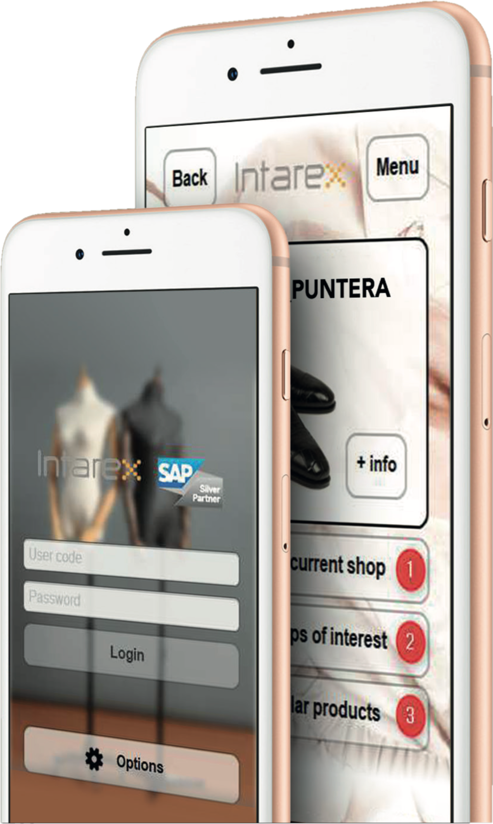 inshop software moda