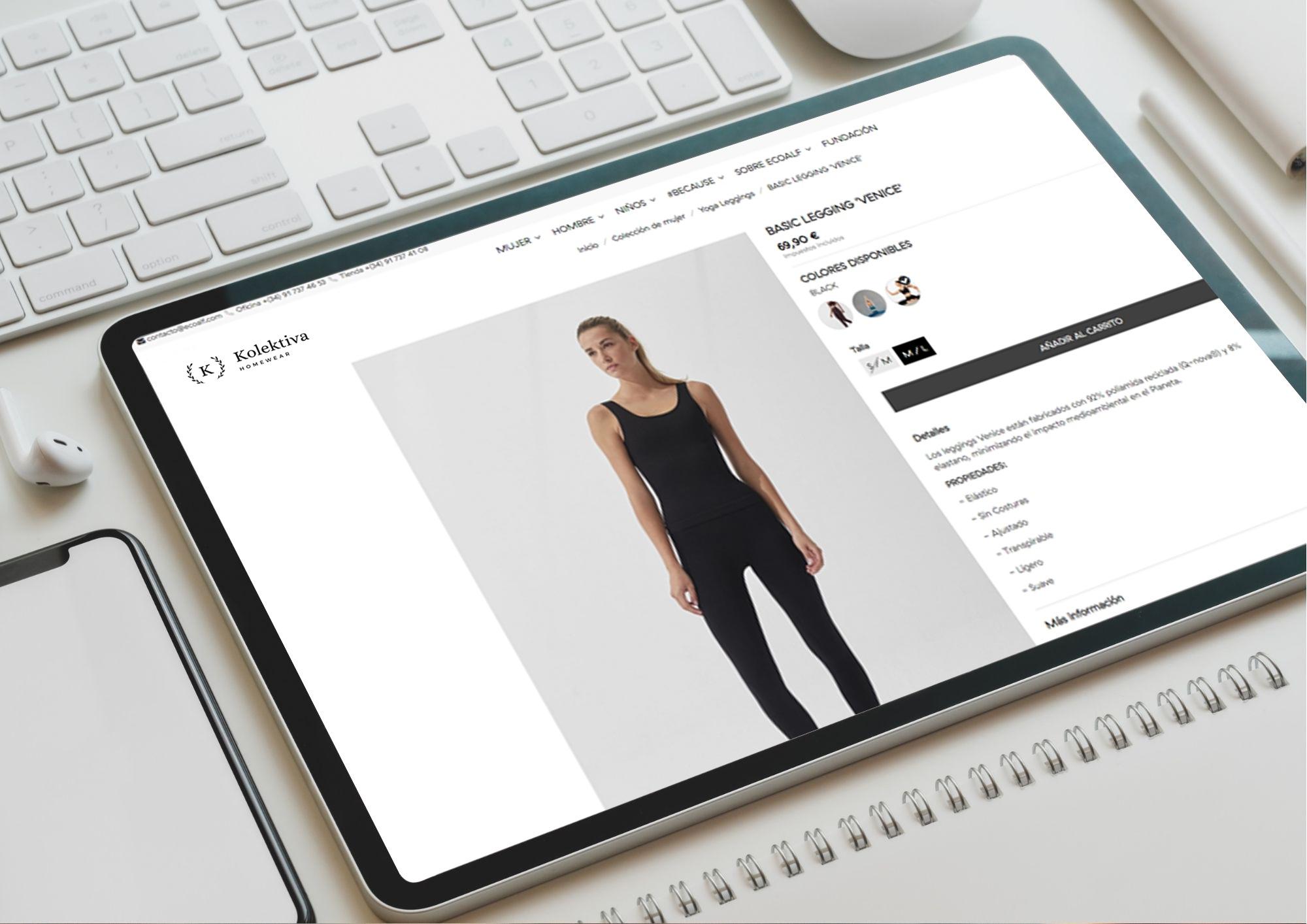 App comercial para el equipo ventas