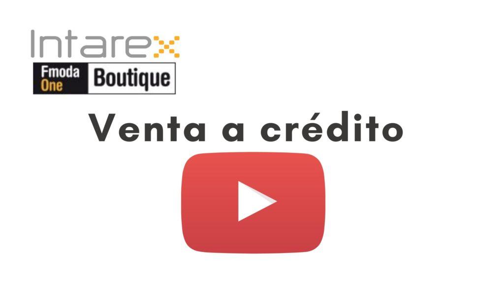 tutorial venta a crédito iboutique