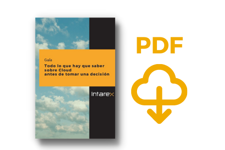Descarga el pdf con todo lo que debes saber sobre Cloud